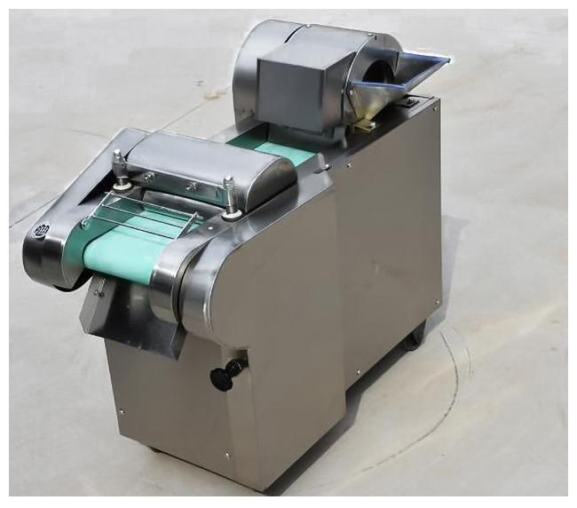 Garlic Food Vegetable Cutter Slicer Machine 220v / 380v Long Service Life
