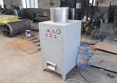 Gas Type Cashew Shell Removing Machine 98% Peeling Rate 1 Year Warranty