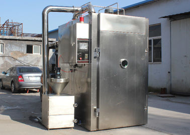 Multi Purpose Automatic Food Processing Machines , Meat Smoking Machine