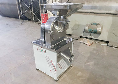 High Power Automatic Food Processing Machines Peanut Dried Herbs Grinder