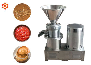 Peanut Butter Automatic Food Processing Machines groundnut butter Production Line