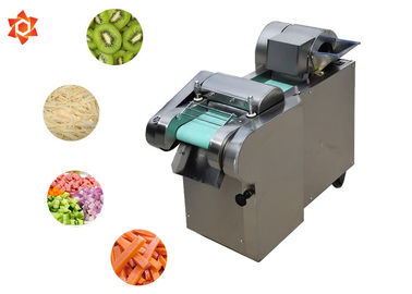 China Garlic Food Vegetable Cutter Slicer Machine 220v / 380v Long Service Life supplier