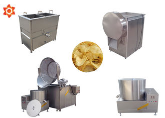 Semi Automatic Food Processing Machines 60kg/H Capacity 380v Voltage CE