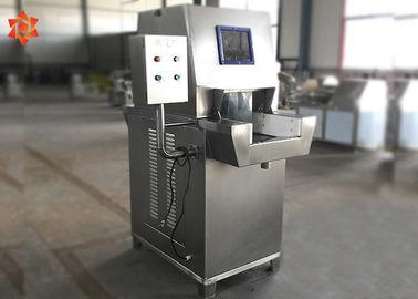 Industrial Meat Processing Equipment Electric Meat Tenderizer Manual Injection Stroke
