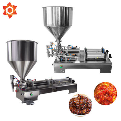Semi Automatic Sachet Water Filling Machine High Efficiency Simple Operation