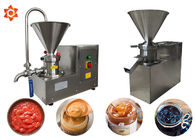 China JM-130 Industrial Peanut Butter Making Machine Automatic Colloid Mill company