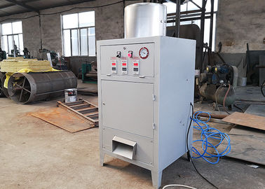 China Gas Way Cashew Processing Machine / Automatic Cashew Peeling Machine factory