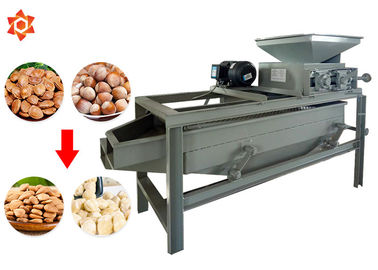 China Compact Structure Peanut Processing Machine Palm Kernel Cracking Machine factory