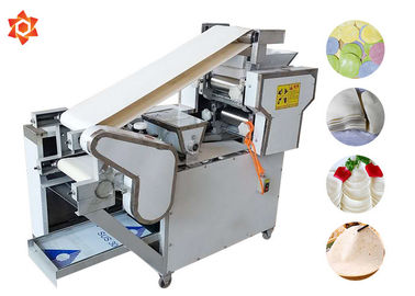 China Power 0.4 KW Automatic Pasta Machine Commercial Dough Press Machine CE Certification factory