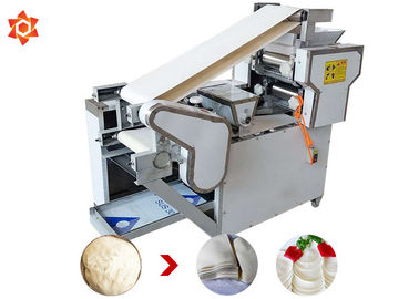 China Commercial Automatic Pasta Machine Dumpling Skin Maker Machine Easy Operation factory