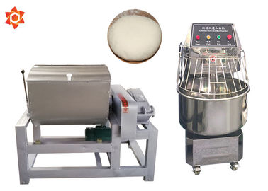 China 150Kg/H Capacity Commercial Kneading Machine Small Spiral Dough Mixer 40 * 420 * 630 Mm distributor