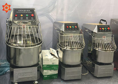 China Power 1.5 / 2.2 KW Automatic Pasta Machine Commercial Dough Kneading Machine distributor