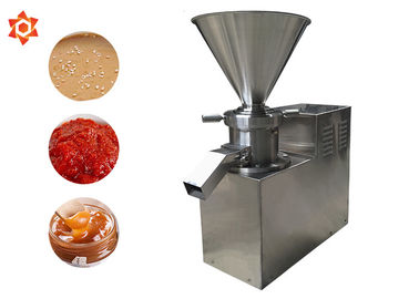 China 800kg Capacity Peanut Butter Processing Machine Colloid Mill Machine 22 KW Power factory