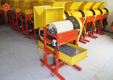 China Industrial Groundnut Shelling Machine / Groundnut Decorticator Machine distributor