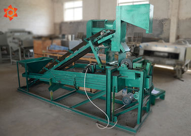 China Commercial Nut Processing Equipment Compact Structure Easy Maintenance factory