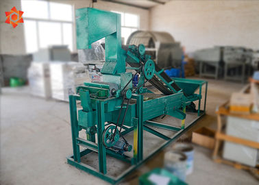 China Automatic Universal Nut Processing Machine 40 - 50kg/H Capacity Pine Nut Removing Machine factory