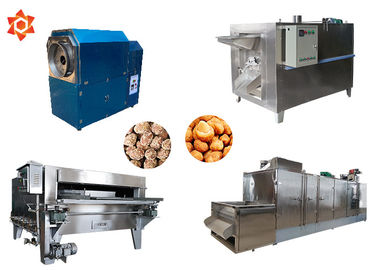 China Energy Saving Commercial Nut Roaster 12.5kg Capacity 910 * 48 * 100 Mm distributor