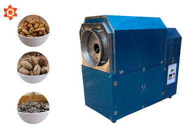 China Full Automatic Cashew Roasting Machine / Electric Roasting Machine Stable Performance distributor