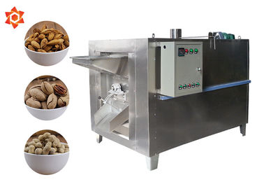 China CH-100 Nut Processing Machine Commercial Peanut Roasting Oven High Efficiency distributor
